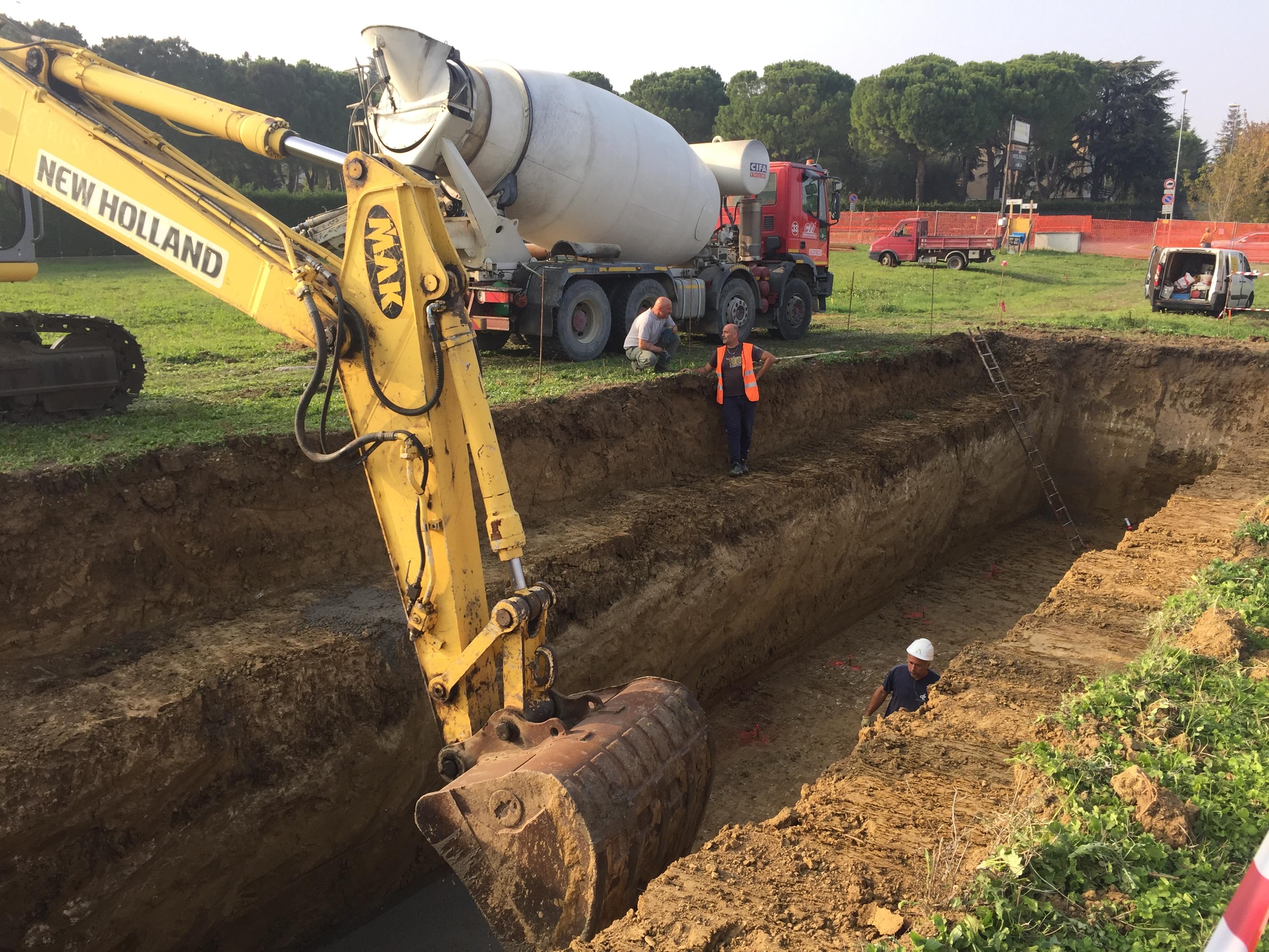 TBR Costruzioni Generali scavi e movimenti terra