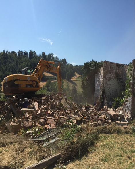 tbr costruzioni generali demolizioni
