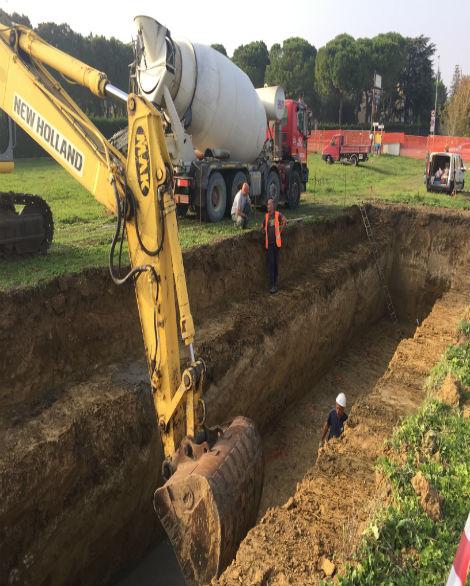 scavi e movimentazini terra Tbr costruzioni generali